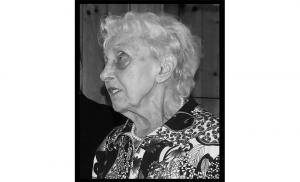 Wir trauern um Marta Siebenhüner.
