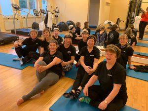 Frauen Trainingslager 2019 (Ü60)