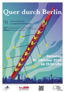 Rotation erfolgreich bei Quer durch Berlin 2020