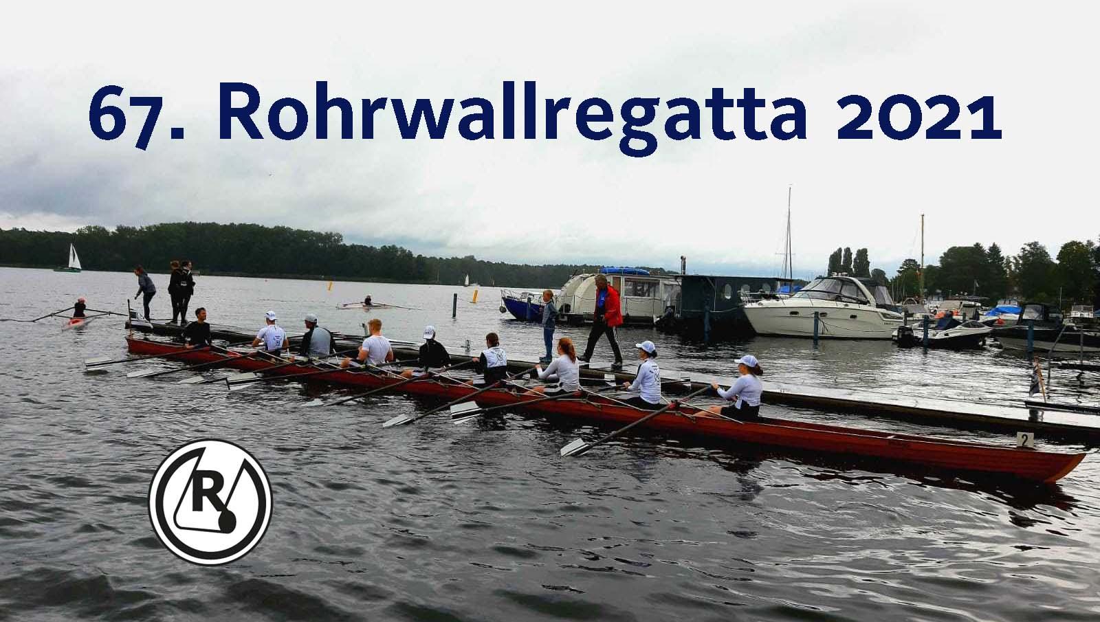 18.09.2021 – Die 67. Regatta am Rohrwall 2021