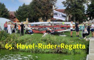 11./12.09.21 – 65. Havel-Ruder-Regatta
