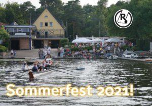 21.08.2021 – Sommerfest bei Rotation
