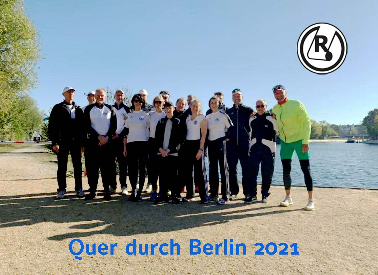 9.10.2021 – Rotation bei Quer durch Berlin
